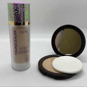 TARTE Foundation & Finishing Powder Set